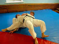 Mumonkan Aikido Club - you get a wide range of self-defense skills