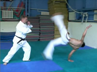 Aikido with other martial arts