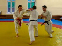 Mumonkan Aikido Club - Aikido classes are dynamic