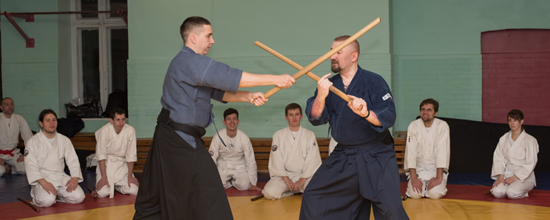 We announces intake for Aikido groups