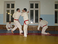 Aikido certification in Mumonkan Club