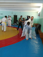 Aikido master class by Mr. A.Romaniuk