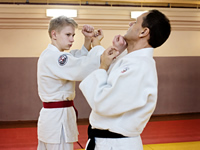 Mumonkan Aikido Club - a children's Aikido group